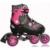 Роликовые коньки Explore Lucky, pink (39-42)