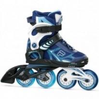 Роликовые коньки Fila Wizy G blue/lightblue `15 (32-35)