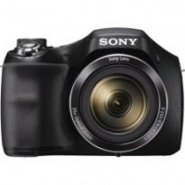 Цифровой фотоаппарат Sony Cybershot DS C-H 300 Black