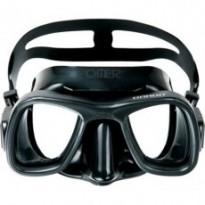 Маска для двйвинга O.ME.R Bandit mask - black silicone  (604NC)