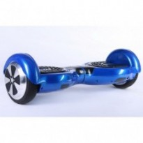 "Гироборд Smartway UERA-ESU014 бежев-фиолетовый 6.5"""