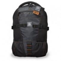 Рюкзак для роликовыx коньков Cardiff Skate AccentS1-BP01 (черно-оранж)