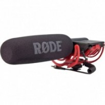 "RODE VideoMic Rycote Суперкардиоидный конденсаторный микрофон ""пушка"" для видеокамер, антивибрационн"