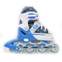 Роликовые коньки Maraton Keddo 9003 Blue (35-38)