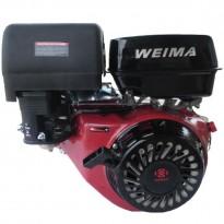 Двигатель бензиновый Weima WM190F-S  (25мм, шпонка, ручной  старт),бензин 16л.с.