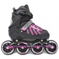 Роликовые коньки Maraton 6005 (35-38) Pink