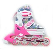 Роликовые коньки Maraton Keddo 9003 Pink (35-38)