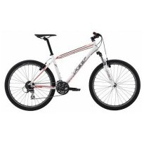 Горный велосипед Felt MTB SIX 85 M white (black/red) 18""