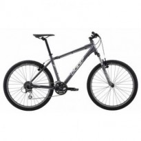 Горный велосипед Felt MTB SIX 85 S anthracite (black/white) 16""