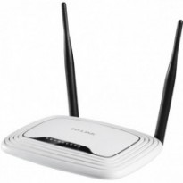 Wi-Fi точка доступа TP-LINK TL-WR841N 300M Wireless N Router (2-Antenna)