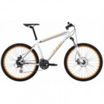 Горный велосипед Felt MTB SIX 80 XL white (black/orange) 22""