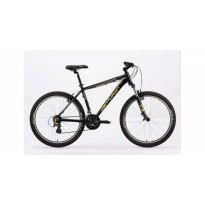 Горный велосипед Centurion 2016 Backfire M2, Metalic Black, 41cm