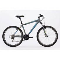 Горный велосипед Centurion 2016 Backfire M4, Matt Anthracite, 41cm