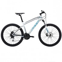 Горный велосипед Felt MTB SIX 70 gloss black (white, acid green) 21.5""
