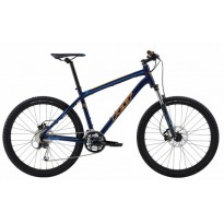 Горный велосипед Felt MTB SIX 70 S navy blue (orange/blue) 16""