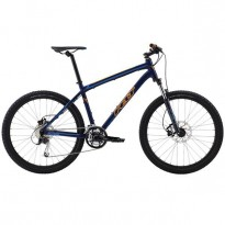Горный велосипед Felt MTB SIX 70 XS navy blue (orange/blue) 14""