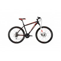 Горный велосипед Centurion Backfire M5MD (2015) Matt black, 46cm