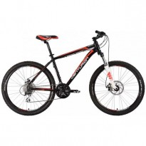Горный велосипед Centurion Backfire M5MD (2015) Matt black, 51cm