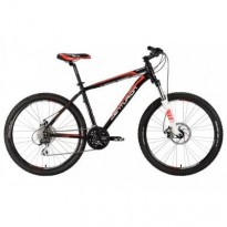 Горный велосипед Centurion Backfire M5MD (2015) Matt black, 56cm