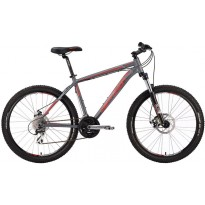 Горный велосипед Centurion 2016 Backfire M5-MD, Matt Anthracite, 36cm
