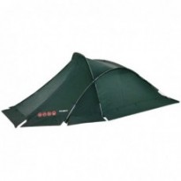 Палатка туристическая Husky FLAME 2 (зеленая)