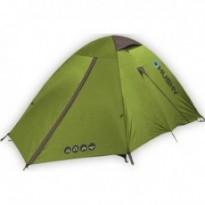 Палатка туристическая Husky BIZAM 2 Plus (темно-зел/салатовая)