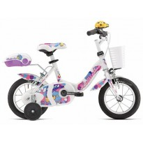 Вилосипед Bottecchia GIRL COASTERBRAKE 12 (белый)