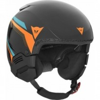 Горнолыжный шлем Dainese GT RAPID-C EVO R83 Black/Orange-GLORY/Blue-OCEAN рр.S (2014 г)