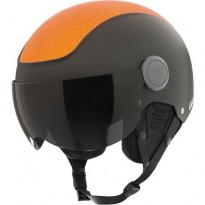 Горнолыжный шлем Dainese VIZOR SOFT HELMET R90 Orange-GLORY/BlackATT рр.M (2014 г)