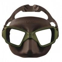 Маска для двйвинга O.ME.R ZERO?  mask olive (MA0200BR)