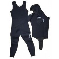 Гидрокостюм мокрый O.ME.R MASTER TEAM 5mm wetsuit long john size 6 (6705MT)