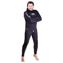 Гидрокостюм мокрый O.ME.R MASTER TEAM 7mm wetsuit long john size 7 (6707MT7)