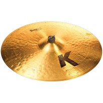 "ZILDJIAN 22"" K' RIDE Тарелка типа Ride серии K', диаметр 22"""