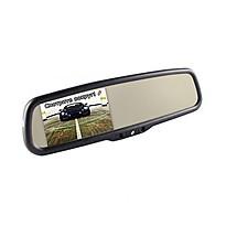 Зеркало заднего вида со встроенным монитором Gazer MM5xx