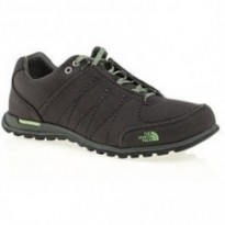 Кроссовки The North Face HH MNT SNEAK CANV (Женск.) APR-Dark Shadow Grey/Paradise Green рр.8