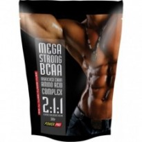 Аминокислотный комплекс ВСАА Power Pro Mega Strong BCAA 300 g
