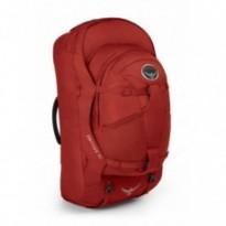 Рюкзак туристический Osprey Farpoint 70 Jasper Red (красный) рр.M/L