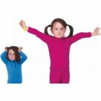 Термобелье (футболка) детская Lasting SOLY 5151 130