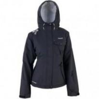 Куртка сноубордическая женская Campus LEDA (черный) рр.S