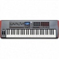 NOVATION Impulse 61 Клавишный USB-MIDI контроллер, 61 клавиша