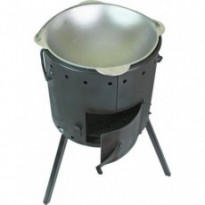 Печь под казан Силумин ПЧК30 (диам.300 мм)