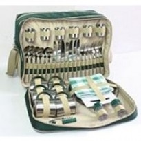 Набор для пикника из 49 предметов, на 4 персоны Time Eco TE-618 Picnic