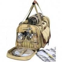 Набор для пикника из 36 предметов, на 4 персоны Time Eco TE-430 Premium Picnic