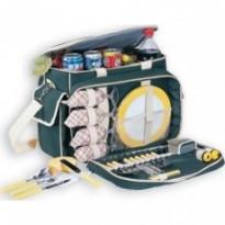 Набор для пикника из 35 предметов, на 4 персоны Time Eco TE-430 Picnic