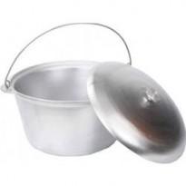 Казан походный Силумин БКД8 (8 литров)