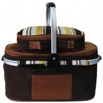 Набор для пикника Time Eco TE-432 BS + кемпинговая сумка