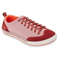 Кроссовки The North Face BASE CAMP APPROACH (Женск.) ATF-Rosewood Red/Fuery CORAL рр.9