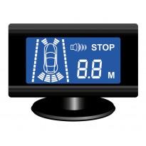 Парковочные радары ParkCity Tallinn 818/305L Black