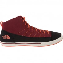 Кроссовки The North Face BC APPROACH MID (Женск.) ATE-Rosewood Red/Emberglow Orange рр.8