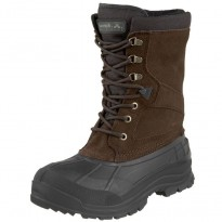 Ботинки мужские для зимней рыбалки Kamik Natioplus 14950 (Thinsulate) /-40° рр.40
